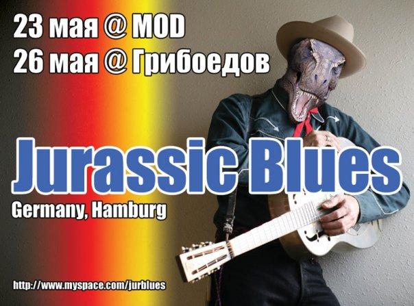 Jurassic Blues
